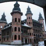 Zamek w Łapalicach czeka na lepsze czasy [ZDJĘCIA]