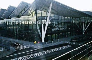 Kradzież na lotnisku w Gdańsku