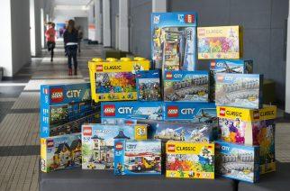 Muzeum Emigracji: Gdynia z klocków Lego