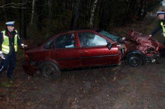 Wypadek w Skorzewie