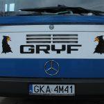 Autobusy Gryf z bezprzewodowym internetem