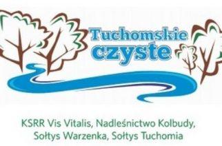 Jezioro Tuchomskie: wielkie sprzątanie 30 kwietnia