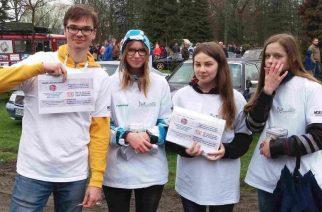 Kwesta dla Małgosi Lemańczyk: wolontariusze