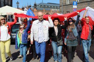 Manifestacje w Gdańsku