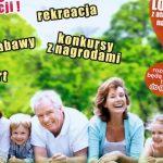 Festyn w Kartuzach: rodzinna impreza w parku Solidarności