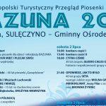 """""""Bazuna"""" w Sulęczynie już po raz drugi!"""