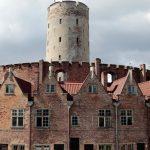 Twierdza Wisłoujście: najstarsza latarnia morska w Polsce