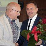 Burmistrz Kartuz przykrył pożegnanie Tomasza Belgraua [ZDJĘCIA]