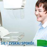 Mammografia w Żukowie: darmowe badanie 9 października
