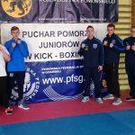 Klub Rebelia Kartuzy: 7 zawodników walczyło w Pucharze Pomorza