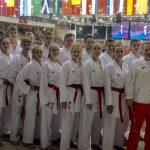 Zawodnicy Gokken Chwaszczyno na WKF World Senior Championships 2016