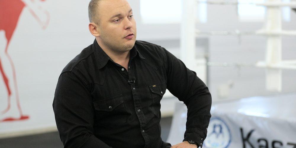 TV z Kaszub: Maciej Hirsz - strongman z Kartuz [WIDEO]