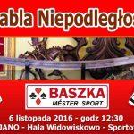 Turniej o Szablę Niepodległości w Bojanie