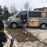 """Ekipa programu """"Nasz nowy dom"""" w Żukowie. TV pomoże sześcioosobowej rodzinie!"""