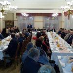 Samorządowa wigilia w Żukowie [ZDJĘCIA]