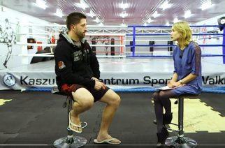 Zbigniew Hormański o przygodzie z MMA