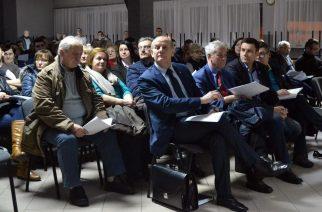 spotkanie burmistrza z mieszkańcami Banina
