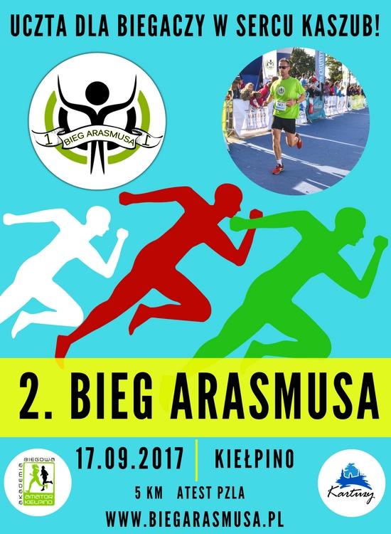 2. Bieg Arasmusa!
