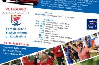 Puchar Polski Nordic Walking w Potęgowie/