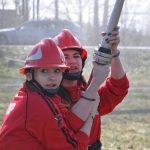 Zawody strażackie w Mirachowie [ZDJĘCIA]