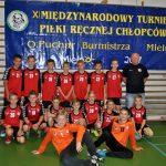 GKS Żukowo: młodzi piłkarze ręczni wygrali turniej w Mielnie