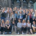 Młodzież z Chmielna na wymianie w Niemczech [ZDJĘCIA]