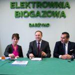 Sieć ciepłownicza w gminie Potęgowo: inwestycja wsparta, umowa podpisana! [ZDJĘCIA]
