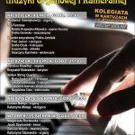 35. Jubileuszowy Kartuski Festiwal Muzyki Organowej i Kameralnej już 9 lipca