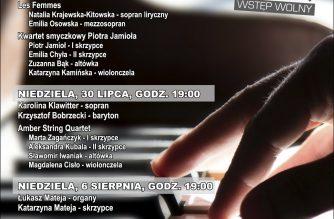 35. Jubileuszowy Festiwal Muzyki Organowej i Kameralnej/ fot. mat. organizatora
