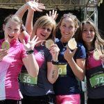 TriCity Trail w Wejherowie: zawodnicy na trasie półmaratonu [ZDJĘCIA]
