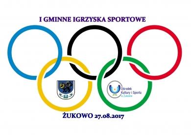 I Gminne Igrzyska Sportowe Sołectw i Dzielnic miasta Żukowo