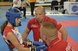 Armin Wilczewski i Nikola Zaborowska w Skopje na ME w kickboxingu kadetów i juniorów [ZDJĘCIA]