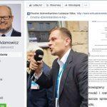 Prezydent Adamowicz skarży dziennikarza TVP [WIDEO]