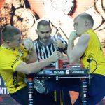Armwrestling w Rumi, czyli Puchar Świata Zawodowców w Siłowaniu na ręce Złoty Tur World Cup 2017 [ZDJĘCIA]