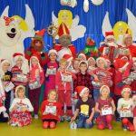 Ekipa św. Mikołaja w somonińskich szkołach [ZDJĘCIA]