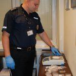 17-latek zatrzymany z amfetaminą