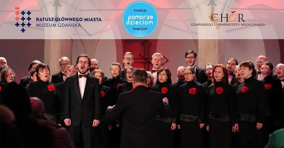 Koncert Kolęd Pomorze Dzieciom - Gdańsk