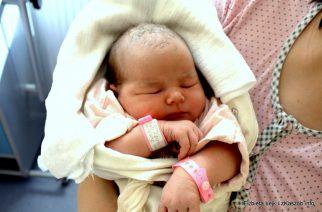 Przyszli na świat… Dzieci urodzone w kartuskim szpitalu [2018.02.23]