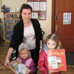 """Miłość do książek wpajana od dziecka… projekt """"Z książką na start"""""""