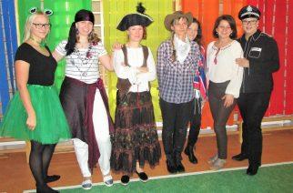Piraci, policjanci, rycerze i księżniczki w Borkowie