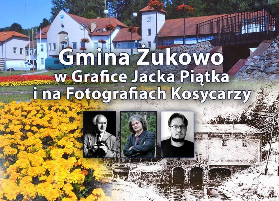 Wystawa Grafik i Fotografii o Gminie Żukowo