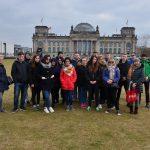 Młodzież z ZST na praktykach zagranicznych w Niemczech