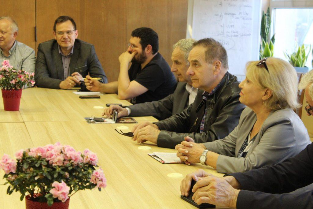 Wiele głosów, opinii i wniosków... Organizatorzy zapowiadają, że nie jest to ostatnie tego typu spotkanie w Kartuzach fot. Piotr Chistowski / zKaszub.info