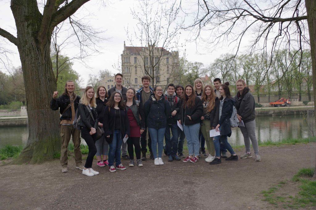 Tym razem uczniowie ZSP w Sierakowicach przebywali w niemieckim Regensburgu - Photohistory 2018