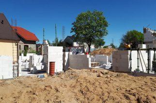 Rozbudowa szkoły w Miszewie zgodnie z harmonogramem. Zakończenie prac w październiku