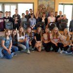 Uczniowie szkoły w Żukowie na wymianie polsko-niemieckiej