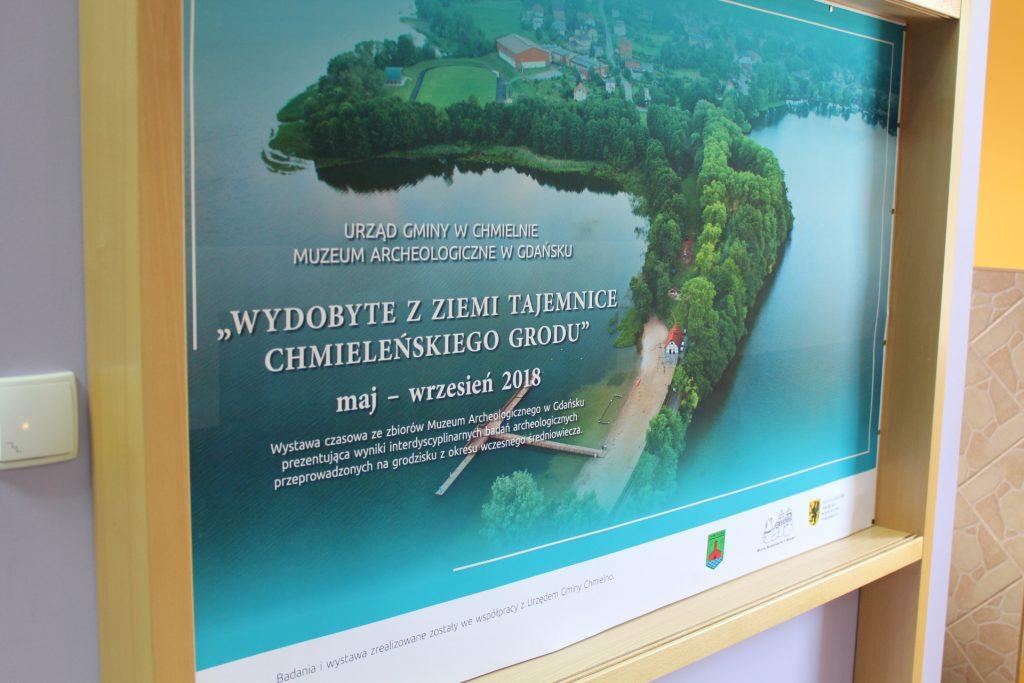 Wystawa archeologiczna w Chmielnie otwarta będzie do września 2018 roku fot. P. Chistowski / zKaszub.info