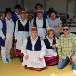 Radość, integracja i… tuńce! XVII Jarmark Folklorystyczny w Chmielnie 2018