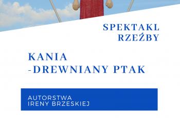 Spektakl Ireny Brzeskiej w Chmielnie