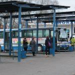 Dworzec autobusowy w Kartuzach chwilowo zamknięty!